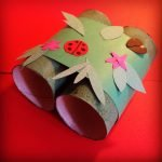 Camouflaged Binoculars - Recycling Craft