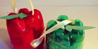Kid's Craft – Plastic Apples