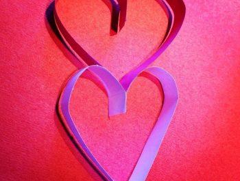 Kid's Craft – Heart Chain