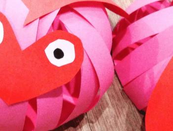Love Bugs | Valentine's Day Kids Craft