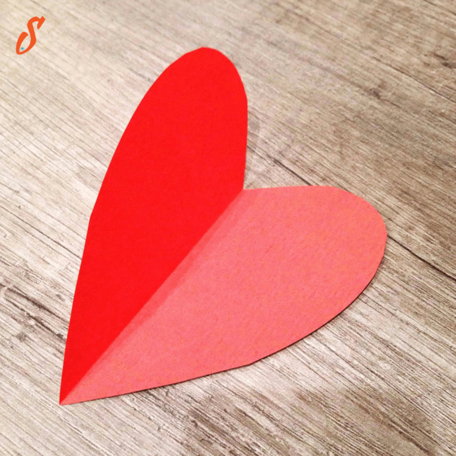 Step seven in the Love Bugs craft tutorial