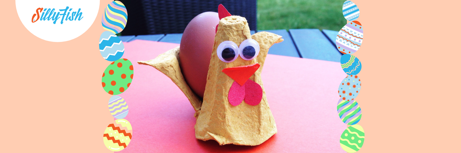 Easter Egg Cup | Fun and Simple Kids' Craft