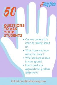 Teacher Tip | 50 Questions to Ask Your Students