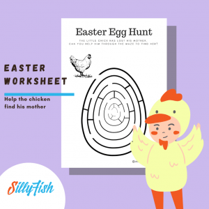 Featured image image for Easter Maze worksheet