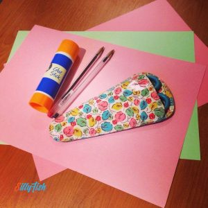 Craft materials for Pop Up Flowers Card