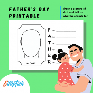 Father's Day Poem _ Silly Fish Learning