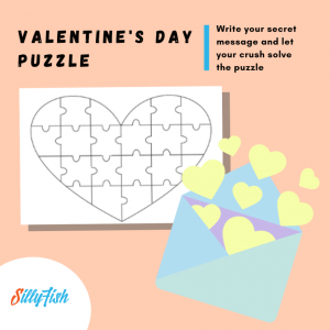 Product Image for Valentine's Day Jigsaw Puzzle